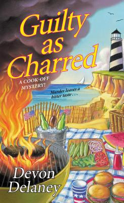 Guilty as Charred (A Cook-Off Mystery #3) Cover Image