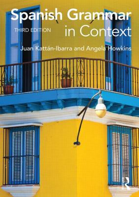 Spanish Grammar in Context (Languages in Context) Cover Image