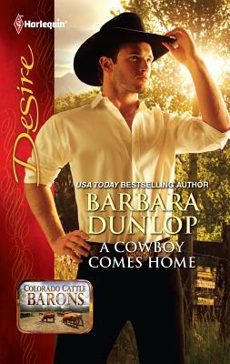A Cowboy Comes Home Cover