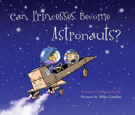 Can Princesses Become Astronauts? Cover Image