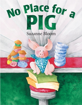 Cover for No Place for a Pig