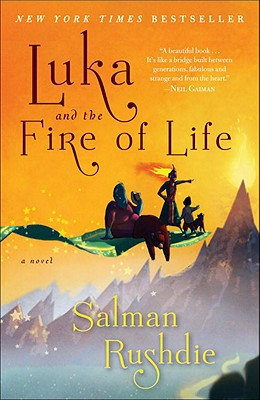 Luka and the Fire of Life: A Novel Cover Image