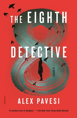 The Eighth Detective: A Novel Cover Image