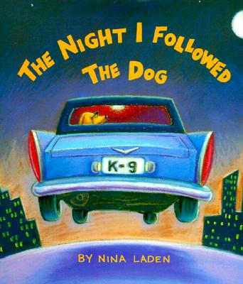 The Night I Followed the Dog Cover