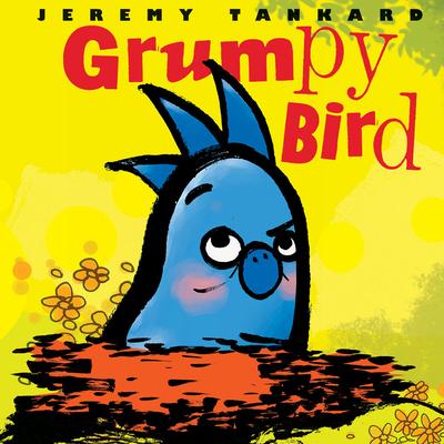 Grumpy Bird Cover