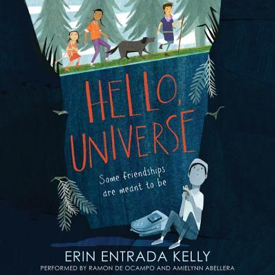 Hello, Universe Lib/E Cover Image