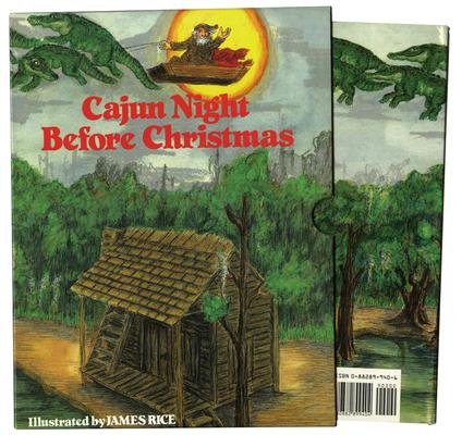 Cajun Night Before Christmas(r) Slipcase Cover Image