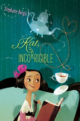 Kat, Incorrigible Cover