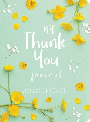 Cover for My Thank You Journal