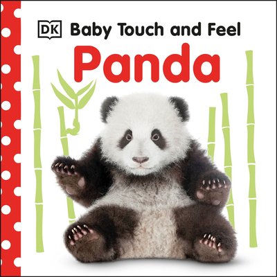 Baby Touch and Feel Panda Cover Image