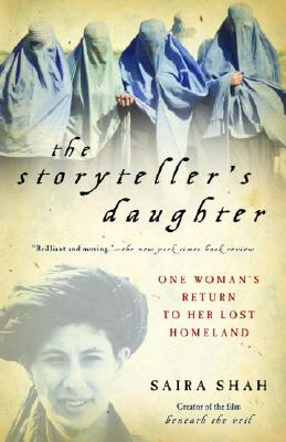 The Storyteller's Daughter: One Woman's Return to Her Lost Homeland Cover Image