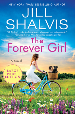 The Forever Girl: A Novel (The Wildstone Series #7) Cover Image