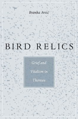 Cover for Bird Relics