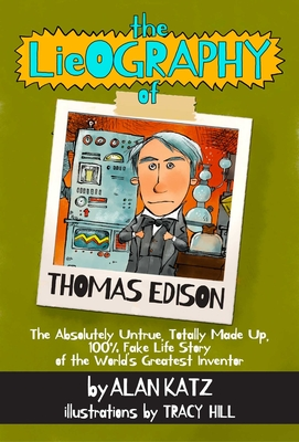 Cover for The Lieography of Thomas Edison