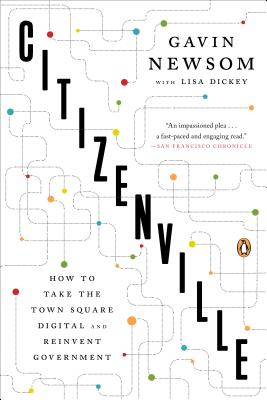 Citizenville: How to Take the Town Square Digital and Reinvent Government Cover Image