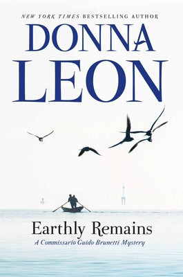 Earthly Remains (Commissario Guido Brunetti Mystery) Cover Image