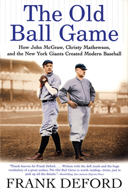 The Old Ball Game Cover