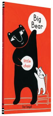 Big Bear Little Chair Cover Image