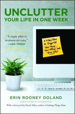 Unclutter Your Life in One Week Cover