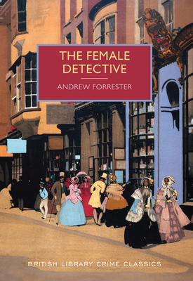 The Female Detective Cover Image
