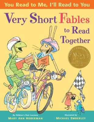 Very Short Fables to Read Together Cover