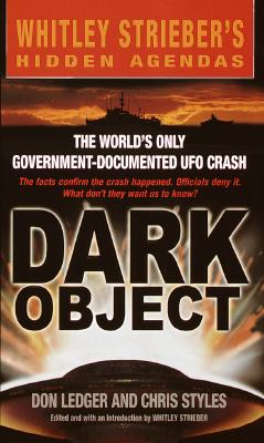 Dark Object Cover