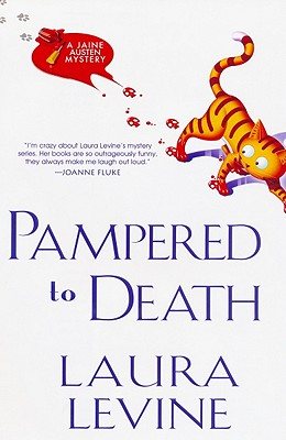 Pampered to Death Cover