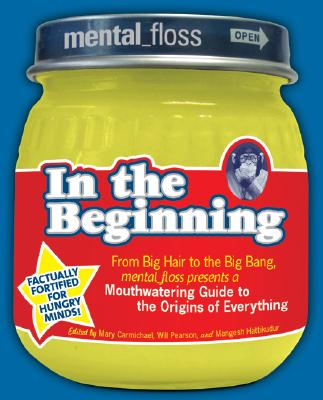 Mental Floss Presents in the Beginning Cover