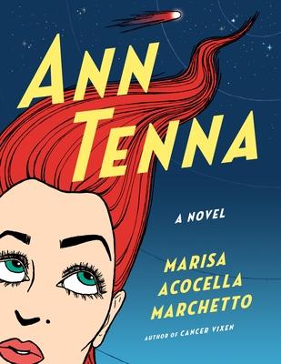 Ann Tenna: A novel Cover Image