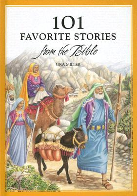 101 Favorite Stories from the Bible Cover Image