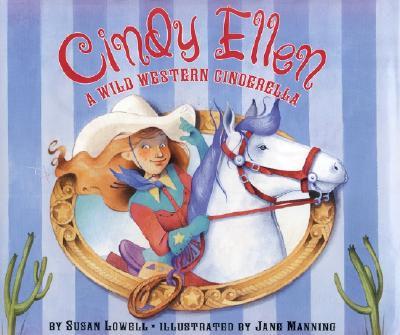 Cindy Ellen: A Wild Western Cinderella Cover Image
