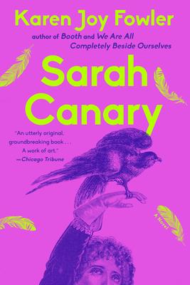 Sarah Canary Cover