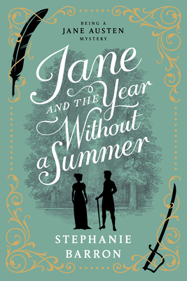 Cover for Jane and the Year without a Summer (Being a Jane Austen Mystery #14)