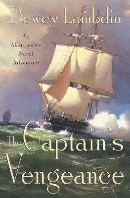 The Captain's Vengeance Cover