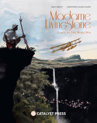 Cover for Madame Livingstone