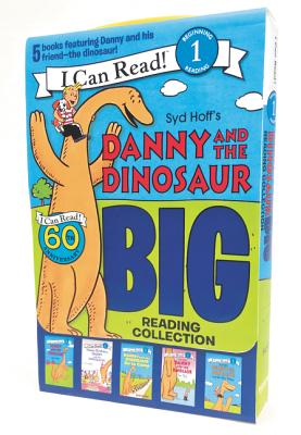 Danny and the Dinosaur: Big Reading Collection: 5 Books Featuring Danny and His Friend the Dinosaur! (I Can Read Level 1) Cover Image