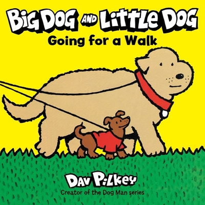 Big Dog and Little Dog Going for a Walk cover