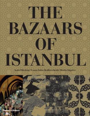 The Bazaars of Istanbul Cover Image
