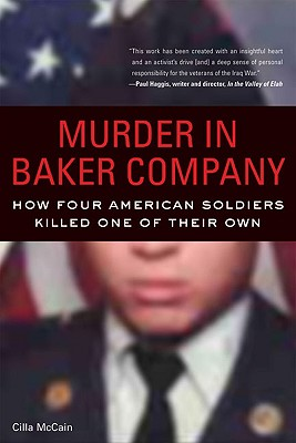 Murder in Baker Company Cover