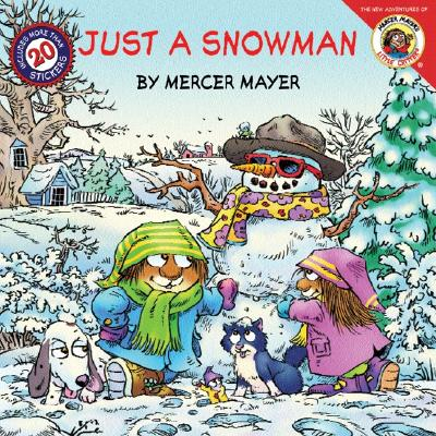 Little Critter: Just a Snowman Cover Image