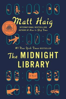 The Midnight Library: A Novel Cover Image
