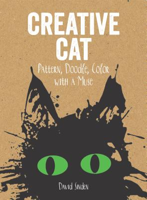 Creative Cat: Pattern, Doodle, Color with a Muse Cover Image