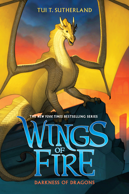 Darkness of Dragons (Wings of Fire Series #10) cover image