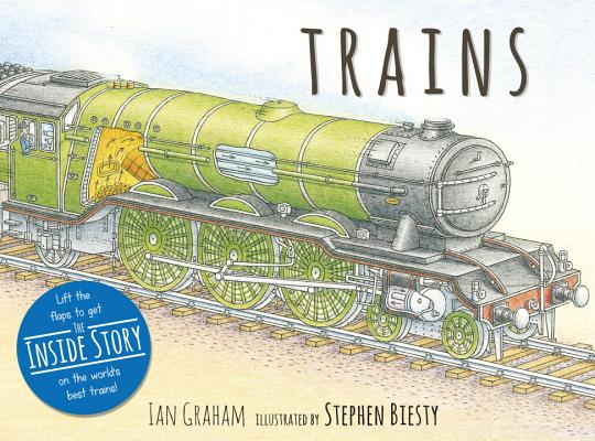 Trains by Ian Graham