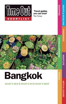 Time Out Shortlist Bangkok Cover