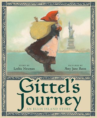 Gittel's Journey: An Ellis Island Story Cover Image