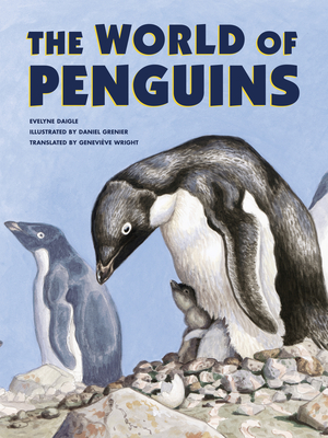 The World of Penguins Cover