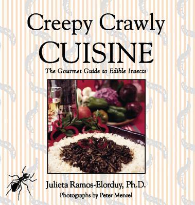 Cover for Creepy Crawly Cuisine