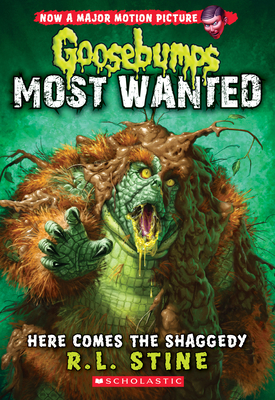 Here Comes the Shaggedy (Goosebumps: Most Wanted #9) (Goosebumps Most Wanted #9) Cover Image