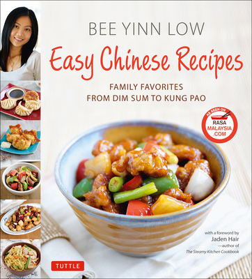Easy Chinese Recipes Cover